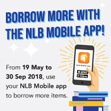Double up on your reading with the NLB Mobile app!