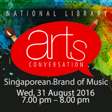 NL Arts Conversation | Singaporean Brand of Music