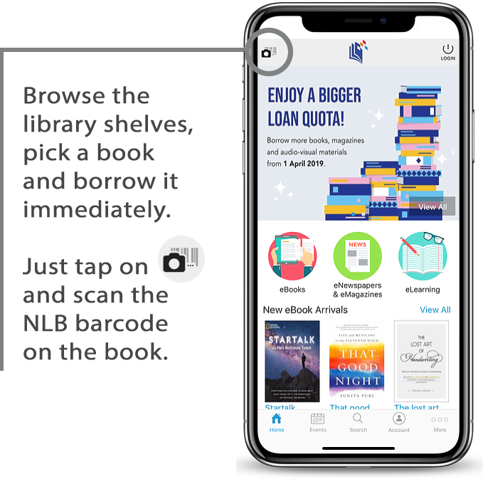 NLB Mobile | National Library Board